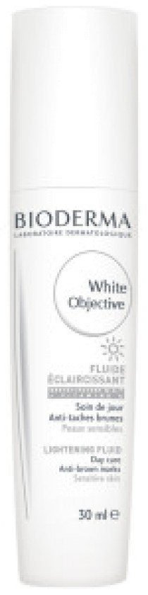 White Objective Fluide